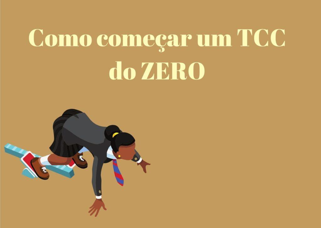 Como começar um TCC