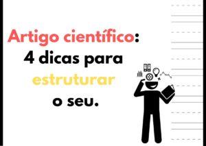 Artigo científico  4 dicas para quem nunca escreveu. 1 300x213 - Início