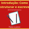 Introdução  Como escrever e estruturar 2 120x120 - Slides do TCC: como fazer a apresentação